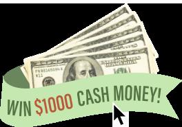 Win 1000$ cash